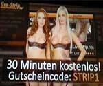 Livestrip Gutscheincode kostenlos Sexcam Guthaben
